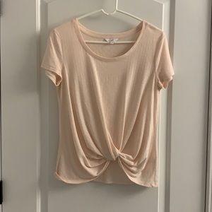 Women's shirt sleeve shirt